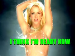 Britney Spears bares her luscious sexy body in one of her takes