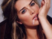 Foxy Brooke Shields horny as ever off cam, see her on this site